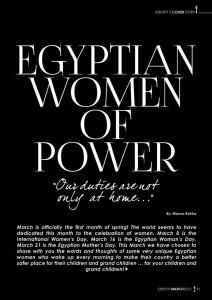 Women Of Power - Identity Magazine